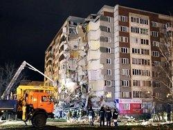 СК: взрыв в Ижевске был спланирован. Его устроил один из жильцов обрушившегося дома