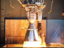 Авария при испытаниях двигателя Merlin-1D вызвана проблемами на стенде