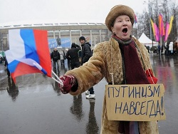 В Кремле вынашивают идею создания пожизненного поста для Путина