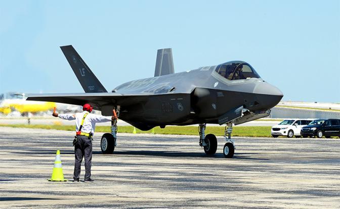 Велики ли шансы у нового американского истребителя прорвать ПВО России