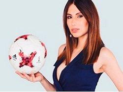Иран может не увидеть жеребьевку ЧМ-2018 из-за слишком красивой российской ведущей