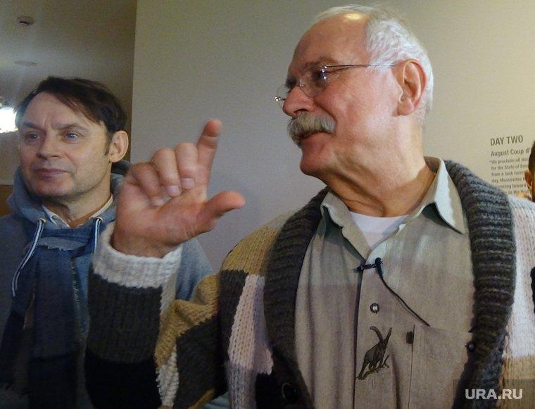 """Михалков дал совет Учителю после скандала с """"Матильдой"""""""