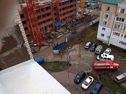 В Саранске обрушились лестничные пролеты в новостройке, погибли люди
