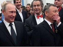 """За друзей Путина, """"пострадавших"""" от санкций заплатит население"""