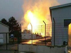На одном из крупнейших газовых хабов Европы произошел взрыв