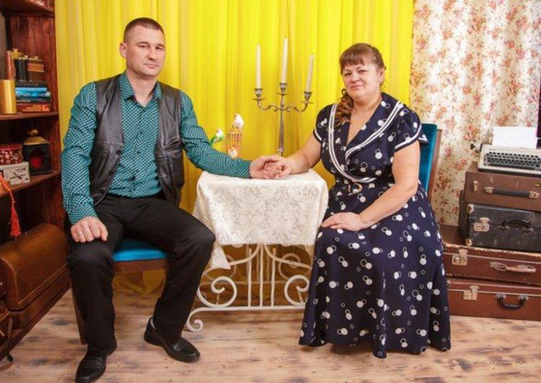 """Матери девятерых детей, победившей в конкурсе """"Семья года"""", вручили термос"""
