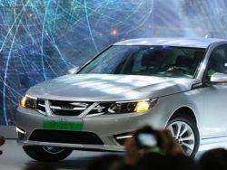 Владелец активов Saab NEVS планирует начать производство в Швеции в следующем году