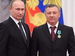 Компании Ротенбергов получили за год получили подрядов на 600 млрд рублей