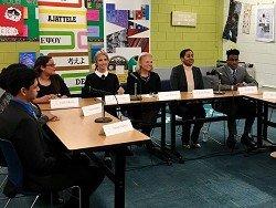 Родители одной из школ в Коннектикуте забрали детей домой из-за визита Иванки Трамп
