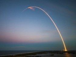 Число пусков Falcon-9 в уходящем году или несколько слов о SpaceX