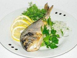Дети, которые едят рыбу, умнее и лучше спят