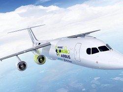 Совершить революцию в авиации с электросамолетом E-Fan X планируют Airbus, Rolls-Royce