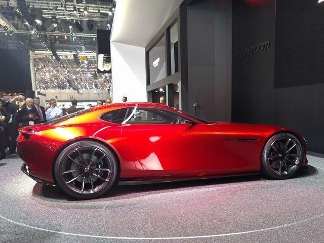 На тестах замечен спорткар Mazda RX-9 с роторным мотором