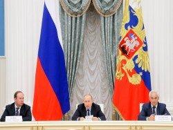 Путин заявил о выходе российской экономики из рецессии?
