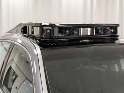 """Новый самоуправляемый автомобиль Toyota может """"видеть"""" на 200 метров вокруг"""