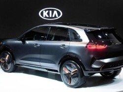Kia представила концепт Niro EV