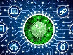 Gubelin планирует создать блокчейн для цветных драгоценных камней