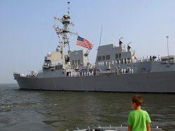 Украина ускоренными темпами готовит в Одессе базу ВМС США