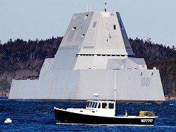 """""""Замволт"""": суперсовременные эсминцы ВМС США остались без боеприпасов"""