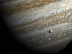 Телескоп Hubble ищет водяные фонтаны на Европе