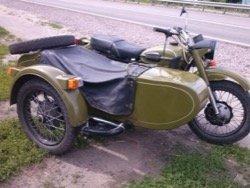"""Мотоцикл """"Урал"""". Впечатления американцев"""