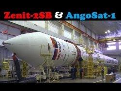 Российский спутник Angosat-1 испытывает проблемы с энергоснабжением