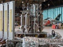 В Неваде тестируют ядерный реактор для марсианских миссий