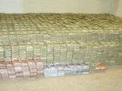 ЦБ обнаружил незаконный вывод из России $35 млрд