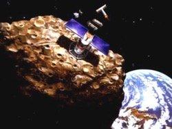 Россия инициировала запрет на добычу ресурсов на астероидах