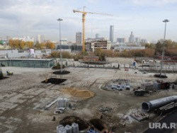 В Екатеринбурге из-за ЧМ встанут стройки