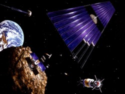 Начинайте разработку астероидов, уже пора