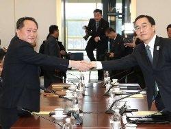 Северокорейские спортсмены поедут на Олимпиаду в Пхёнчхане