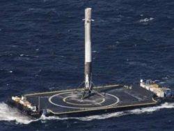 Ракеты Илона Маска оказались опасны для космонавтов