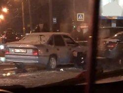 Перестрелка с полицией на улицах Петербурга. Убиты два человека
