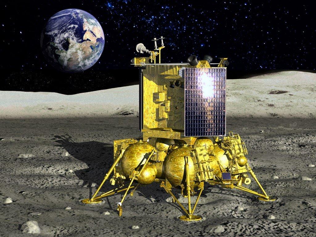 """Запуск исследовательской станции """"Луна-Глоб"""" перенесен на 2020 год"""