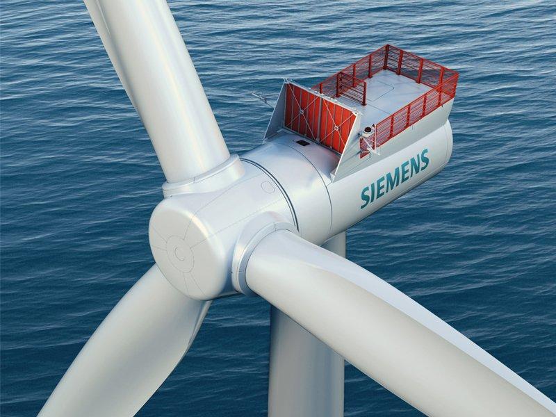 В Северном море построят еще один оффшорный ветропарк – на 112 МВт