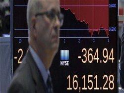 Что означает обвал фондовой биржи и почему в России об этом испуганно умалчивают