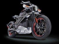 Harley-Davidson выпустит электрический мотоцикл в 2019 году