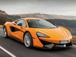 Стало известно о выпуске новой версии суперкара Mclaren в 2019 году