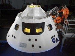 """Начато строительство пилотируемого корабля """"Orion"""" для полётов на Луну и Марс"""