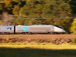 В поезде Amtrak вагоны разъединились на скорости 200 км/ч