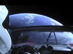 Автомобиль Илона Маска официально зарегистрирован как спутник