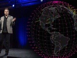 SpaceX запускает прототипы первых спутников для глобального спутникового интернета