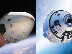 Испытательные полеты американских кораблей будут использованы для ротации экипажа МКС
