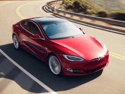 В Европе Tesla Model S впервые опередил по продажам BMW 7-Series и Mercedes S-Class