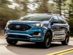 Обновленный кроссовер Ford Edge представлен официально