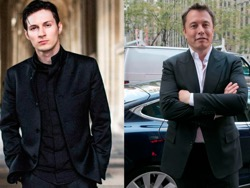 Илон Маск против Павла Дурова