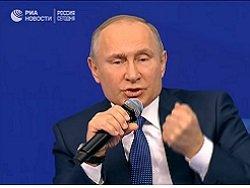 В очередной раз России обещан «рывок развития»