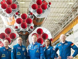 """""""Энергия"""" предсказала потерю РФ монополии на пилотируемую космонавтику"""