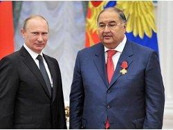 Олигархам уже мало денег, Кремль осыпал их госнаградами